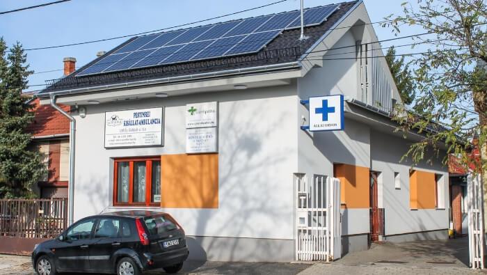 Szent Bernát állatorvosi rendelő budapest
