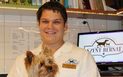 Dr. Velovics József – állatorvos
